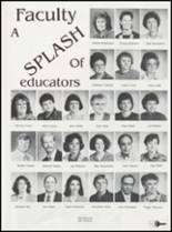 1991 Alex High School Yearbook Page 14 & 15