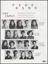 1991 Alex High School Yearbook Page 16 & 17