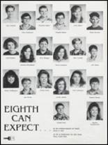 1991 Alex High School Yearbook Page 26 & 27