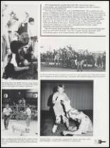 1991 Alex High School Yearbook Page 38 & 39