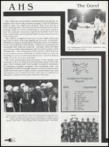 1991 Alex High School Yearbook Page 54 & 55