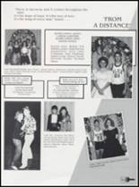 1991 Alex High School Yearbook Page 56 & 57
