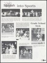 1991 Alex High School Yearbook Page 66 & 67