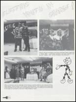 1991 Alex High School Yearbook Page 84 & 85