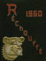 1960 Yearbook Easton Area High School