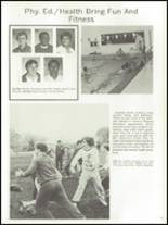 1982 Como Park High School Yearbook Page 62 & 63
