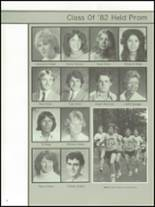 1982 Como Park High School Yearbook Page 80 & 81