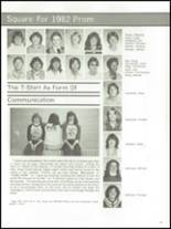 1982 Como Park High School Yearbook Page 110 & 111