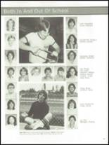 1982 Como Park High School Yearbook Page 112 & 113