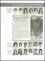 1982 Como Park High School Yearbook Page 120 & 121