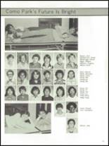 1982 Como Park High School Yearbook Page 136 & 137