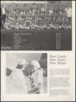 1978 Dufur High School Yearbook Page 16 & 17