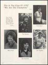 1978 Dufur High School Yearbook Page 50 & 51
