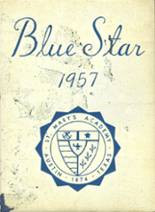 1957 Yearbook St. Mary's Academy