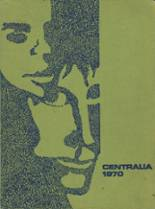 1970 Yearbook Bay City Central High School