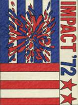 1972 Yearbook East Central High School