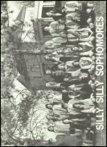 1973 Divine Providence Academy Yearbook Page 24 & 25