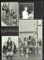 1973 Divine Providence Academy Yearbook Page 42 & 43