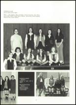 1973 Divine Providence Academy Yearbook Page 50 & 51