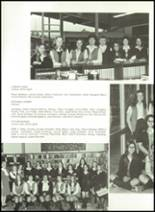 1973 Divine Providence Academy Yearbook Page 54 & 55