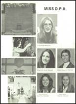 1973 Divine Providence Academy Yearbook Page 58 & 59