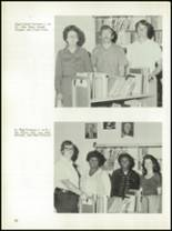 1975 Forest Hill High School Yearbook Page 26 & 27