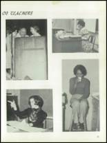 1975 Forest Hill High School Yearbook Page 34 & 35