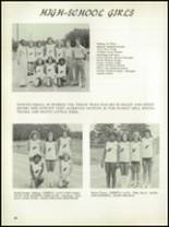 1975 Forest Hill High School Yearbook Page 84 & 85