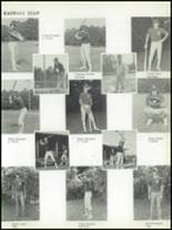1975 Forest Hill High School Yearbook Page 86 & 87