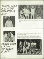 1975 Forest Hill High School Yearbook Page 98 & 99