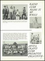 1975 Forest Hill High School Yearbook Page 100 & 101