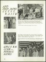 1975 Forest Hill High School Yearbook Page 102 & 103