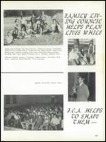 1975 Forest Hill High School Yearbook Page 108 & 109