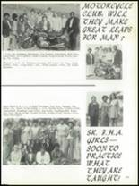 1975 Forest Hill High School Yearbook Page 114 & 115