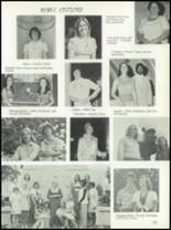 1975 Forest Hill High School Yearbook Page 116 & 117