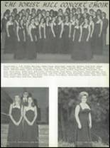 1975 Forest Hill High School Yearbook Page 128 & 129
