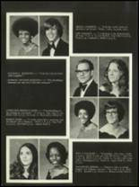 1975 Forest Hill High School Yearbook Page 190 & 191