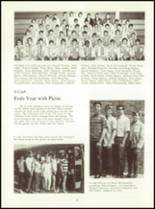 1969 Scott High School Yearbook Page 34 & 35