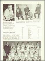 1969 Scott High School Yearbook Page 46 & 47