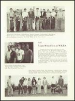 1969 Scott High School Yearbook Page 54 & 55