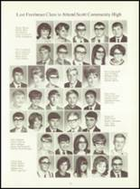 1969 Scott High School Yearbook Page 74 & 75