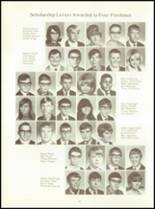 1969 Scott High School Yearbook Page 76 & 77