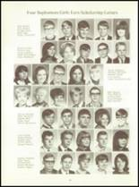 1969 Scott High School Yearbook Page 80 & 81