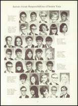 1969 Scott High School Yearbook Page 82 & 83