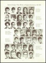 1969 Scott High School Yearbook Page 84 & 85