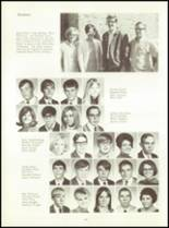 1969 Scott High School Yearbook Page 86 & 87