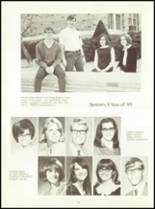 1969 Scott High School Yearbook Page 90 & 91