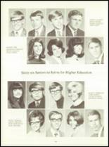 1969 Scott High School Yearbook Page 92 & 93