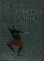 1953 Yearbook John H. Francis Polytechnic High School