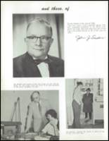 1959 Saratoga Springs High School Yearbook Page 12 & 13